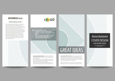 przykładowy projekt, szablon, layout ulotki marketingowej